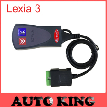 DHL SHIP+WHOLSALES!  with 30pin cable Gift ! Newest Universal PP2000 lexia 3 diagnostic tool Diagbox 7.24 auto obd2 scanner