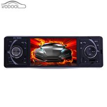 "4.1"" Screen Car MP5 Player AUX MP3 Audio Video Player Support TF Card U Disk Play 1 Din In-dash Automobiles FM Radio Autoradio(China)"