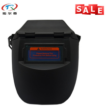 Free Shipping Tig Mig Solar Welder Equipment Long Life Time Auto Darkening Welding Helmet Mask TRQ-FP01 with 1100filter