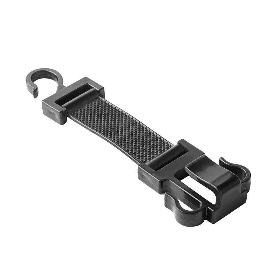 Buy Portable Car Seat Hanger with Three Hooks for Shopping Bags, Purse at stkcar.com