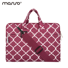 Mosiso Women Lady 11.6 13.3 15.6 inch laptop Messenger Bag for MacBook Air Pro 11 13 14 15 Asus Lenovo Acer Notebook briefcase