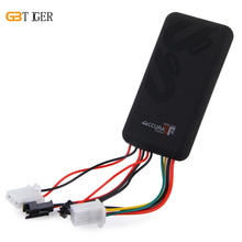 GT06 Car GPS Tracker GSM SMS GPRS Vehicle Tracking Device Monitor Locator Car Tracker for 12V Motorcycle Scooter Without Box(China)