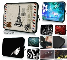 "Pop Style 10 10.6"" 11.6"" 13.3"" 17.3 12 13 14 15.6 17 inch Tablet PC Laptop Sleeve Case Bag For HP Dell Acer Thinkpad Sony Laptop"