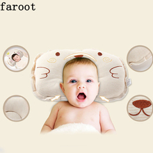 Hot Baby Boy Soft Sleeping Pillow Neck Positioner Prevent Head Support Cushion Randomly baby pillows(China)