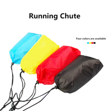 NEW 1 PCS Speed Sports Strength Training Parachute Running Chute Soccer Basketball Football Speed Resistance Training Equipment(China)