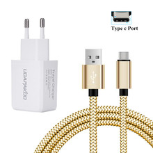 For xiaomi mi5 6 samsung s8 plus Oneplus 3t 5 for Huawei p9 mate 9 p10 moto z type c USB data Cable 5v 2a fast Charger adapter