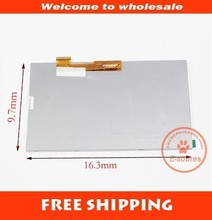 Free shipping 7 inch LCD screen(163mm*97mm),100% New for Beeline Fast IPS display(30PIN) for Tablet PC(1024*600)