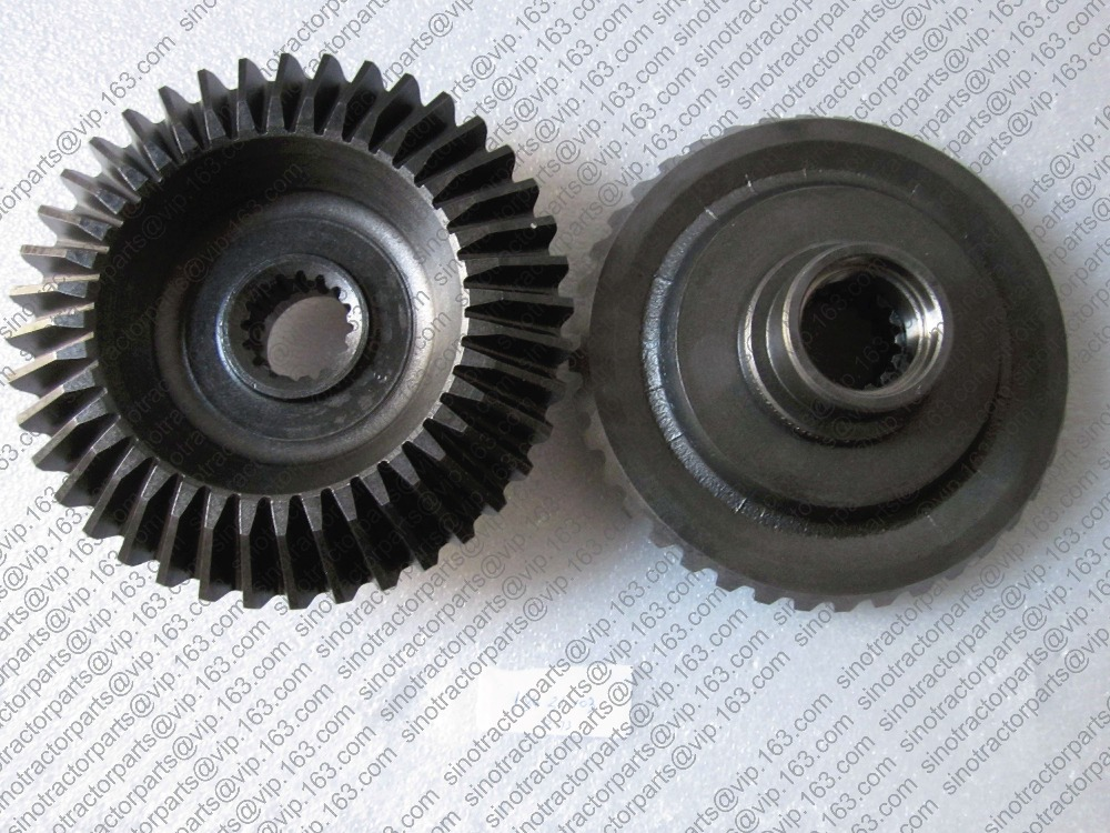 Jinma JM184-254 tractor parts, the gear for front axle, part number: 184.31.103<br><br>Aliexpress