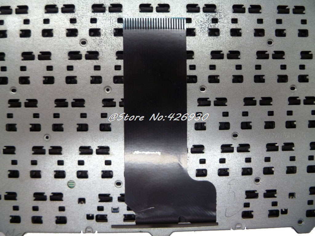 Laptop Keyboard for CLEVO W650EH MP-12N76GR-430 6-80-W6500-220-1 Greece GK Without Frame