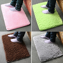 Summer Discount Fashion 2016 Soft Rugs Anti-Skid Shaggy Area Rug Dining Room Home Bedroom Carpet Floor Mat BIWZ(China)