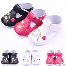 Newborn baby in September, the head of the baptism of baby shoes from baby doll shoes princess toddler shoes embroidered shoes
