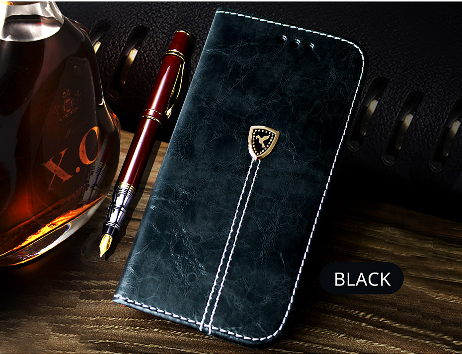 NKOBEE For iPhone X Wallet Case Luxury Case For iPhone X Case Leather Flip Book Cover For iPhone X Stand Case Coque Card Holder (13)