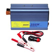 Real Pure Sine Wave Inverter Car Power Inverter 300W Full Power Inverter 12v 220v 24V 110V Charger Veicular Inverter 12v 220v(China)