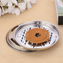Large Case Holder Mosquito Repellent Incense Plate Bedroom Livingroom Tray Set(China)