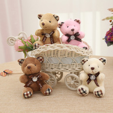 Mini Teddy Bear and rabbit Plush Toy For Little Babys Gift Soft(China)