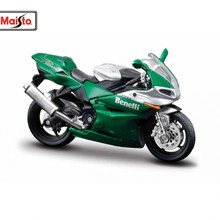 Maisto 1:18 Benelli Tornado Tre 1130 MOTORCYCLE BIKE Model NEW IN BOX FREE SHIPPING
