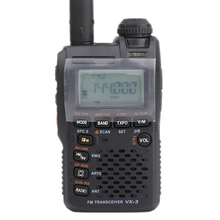 General walkie talkie for YAESU VX-3R Dual-Band 140-174 / 420-470 MHz FM Ham Two way Radio Transceiver yaesu vx3r walkie talkie(China)