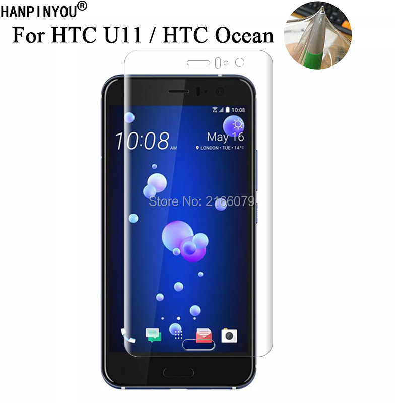 Smart For Htc U11 Glass Htc U11 Plus Tempered Glass For Htc U11 Life U11 Eyes Screen Protector 2.5d Protective 0.30mm Tempered Glass Back To Search Resultscellphones & Telecommunications Phone Screen Protectors