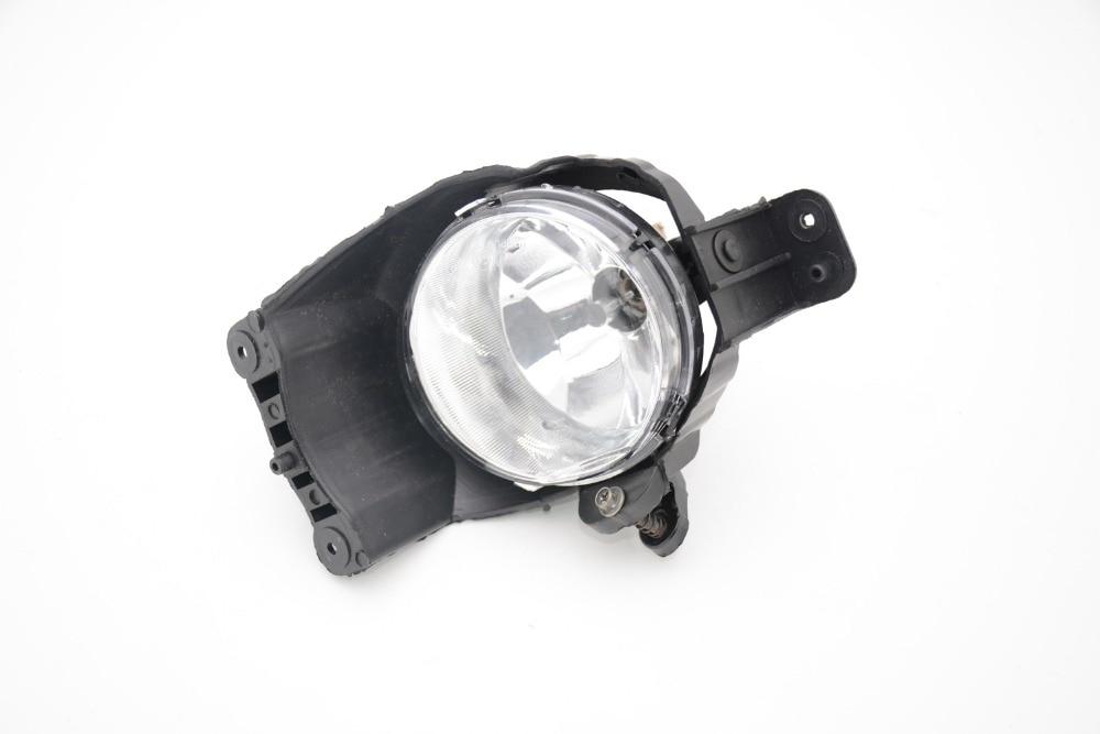 1Pcs Clear Lens Car Fog Light Front Fog Lamp With Bulb Right Side for Chevrolet Aveo 2011-2016<br>