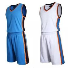2017 new Basketball suit suit Training Basketball vest shorts Uniforms Basketball Jerseys Factory direct sales drop shipping