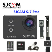 "Original SJCAM SJ7 Star wifi Ambarella A12S75 4K 30fps Ultra HD Waterproof Action Camera 2.0""   Touch Screen Remote Sports DV"