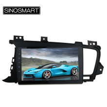 SINOSMART 9'' Quad Core RAM 1G Android 6.0 Car Audio GPS Navigation Player for Kia K5 2012 2013 without Canbus