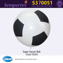 1pcs 36 inch giant soccer ball Latex balloon,theme party decoration Sempertex balloons,Columbia imported.