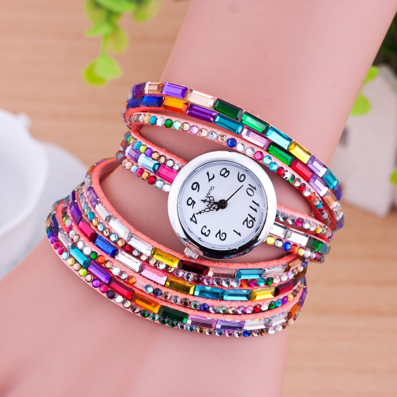 New Fashion Jewelry Watches Elegant Classic Casual Leisure small Quartz Wristwatches gifts<br>
