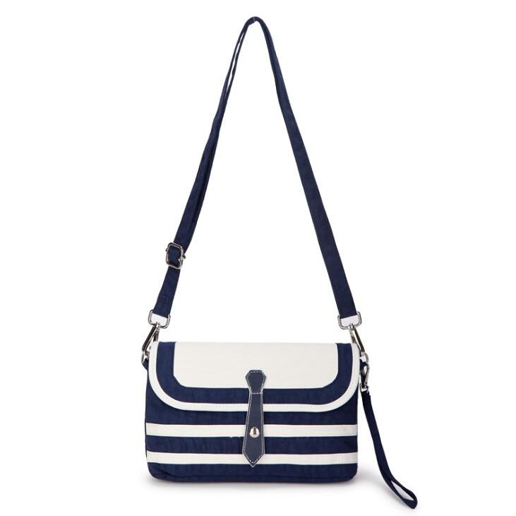 Waterproof nylon women messenger bags leisure fashion fresh female bags girls school student shoulder bags<br><br>Aliexpress