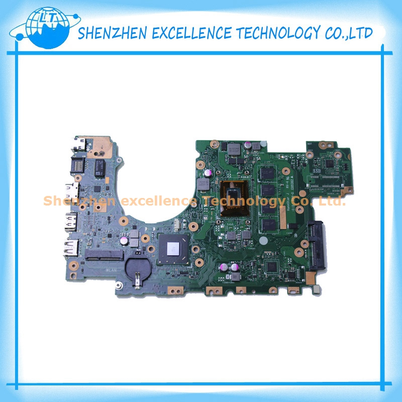 For ASUS X402CA Laptop Motherboard 4GB RAM with 2117U CPU Mainboard REV 2.0 100% Tested Free Shipping<br><br>Aliexpress