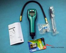 Handheld Auto Nitrogen Analyzer A-1053 Car Automobile Exhaust Gas Tester(China)