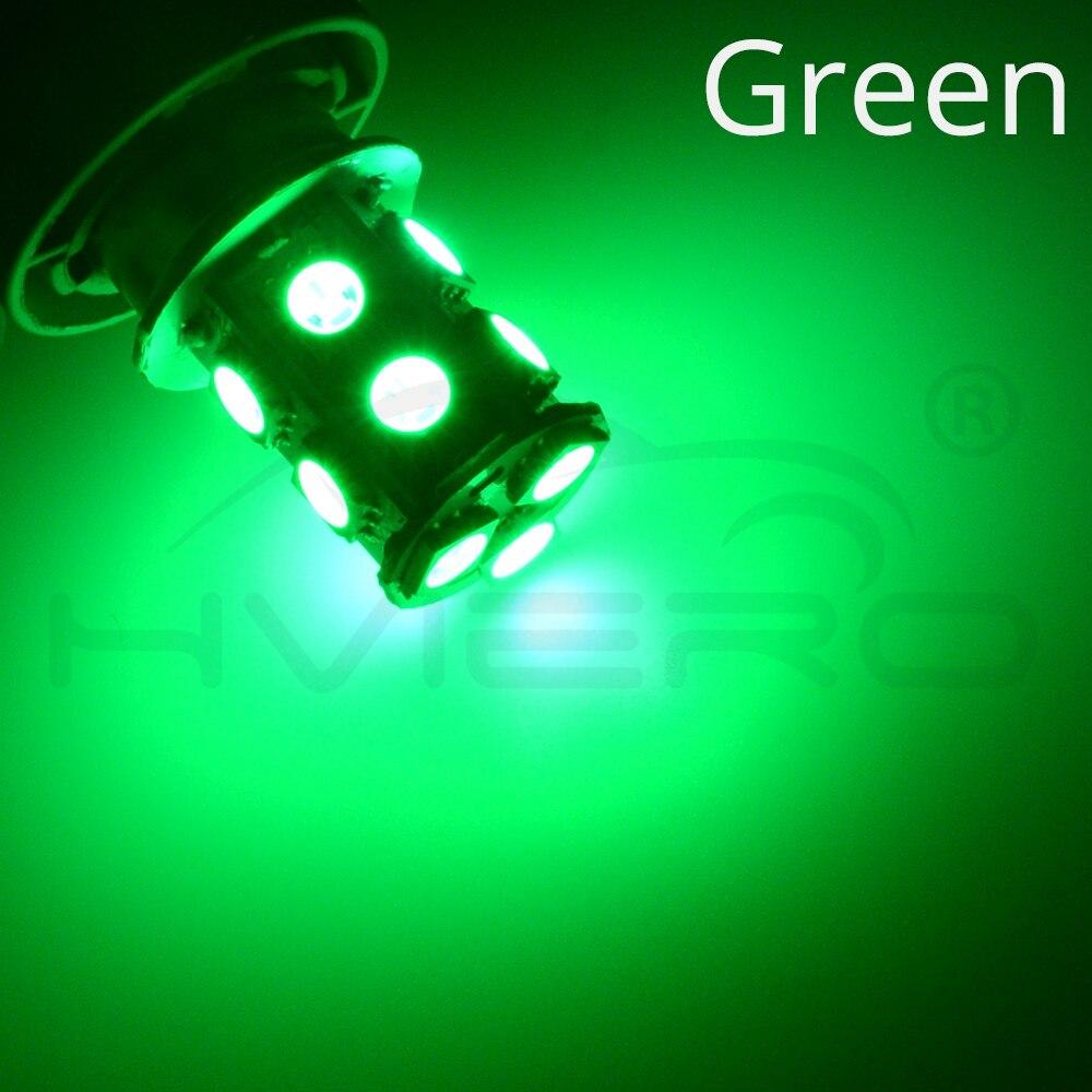 1156 BA15S 1157 BAY15D P21W BA15D 13Led 5050 Car Led Turn Parking Signal Lights Brake Tail Lamps Auto Rear Reverse Bulbs DC 12V (9)