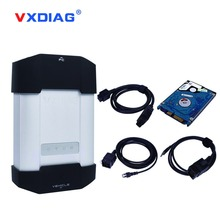 ALLSCANNER VXDIAG For Mercedes Benz Auto Diagnostic Tool 500G HDD DAS XENTRY For Benz VXDIAG VCX NANO Better Than MB SD C4(China)