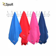 Zipsoft Microfiber Large Beach Towel Travel Compact Quick Dry Absorbent Matyoga mat towel Superabsorbent moisture for Adult 2017(China)
