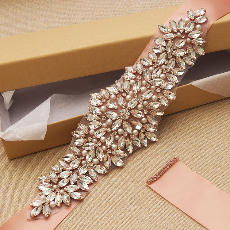Detail Feedback Questions about Rose Gold Sparkly Handmade ... 9867561e3c4e