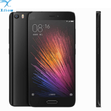 "Original Xiaomi Mi5 Snapdragon 820 quad Core Press Fingerprint ID FDD 4G 3GB + 32GB ROM 16.0MP 5.15 "" MIUI 8 Mobile Phones"