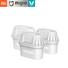Buy Xiaomi VIOMi Filter element Activated Carbon ion Exchange Resin Filters 7 multi-effect filtering 3 pieces for $29.90 in AliExpress store