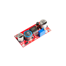 RED !!! Boost Buck DC-DC Adjustable Step Up Down Converter XL6009 Power Supply Module 20W 5-32V to 1.2-35V(China)
