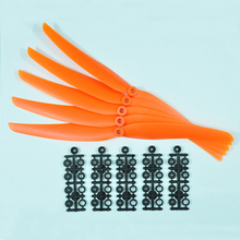 10pcs Big Hole 1160 Direct Drive Propeller RC Helicopter Plane EP RC Aircraft Replace GWS Direct Drive With Ring