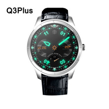 2016 best Finow Q3 plus android 5.1 Smart Watch 512mb+4GB BT 3G wifi smartWatch for iPhone IOS android phone PK huami amazfi