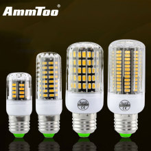 1Pcs 5733 SMD More Bright Than 5730 LED Lamp Light 3W 4W 5W 7W 8W 10W 15W E27 Led Corn Bulb 110V 120V 220V Lampada LED Spot Luz