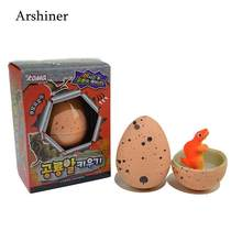 Magic Hatching Growing Dinosaur Eggs Water Grow For Children Toys green  pink yellow blue egg for Gift 2891654145ac