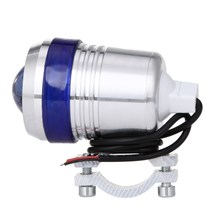 Moto Headlights 30W 12V U2 Motorbike Led Driving Spotlights Offroad Driving Fog Spot Head Light Lamp Bulb Motorcycle Accessories(China)