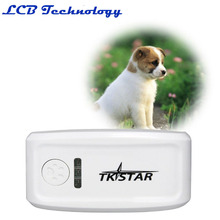 Real Time Locator Pets Dogs Perro Pigs Tracking LK909 Include Retail Package GSM/GPRS Positioning GPS Tracker Dog Pet 2PC/LOT(China)