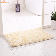 40*60CM Soft Microfiber Bath Mat Non-slip Rubber Rugs for Bathroom Bedroom Living Room Home Decor(China)
