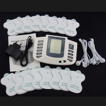 Electronic Body Slimming Pulse Massage for Muscle Relax Pain Relief Stimulator Massageador Tens Acupuncture Therapy Machine(China)