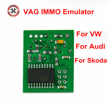 New Car Styling VAG Immo Emulator for VW for Audi Top Quality Diagnostic Tools Ecu Immobilizer Emulator for SEAT for SKODA(China)