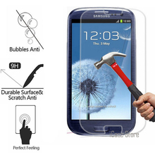 HD Screen Protector Tempered Glass For Samsung Galaxy S4 S IV I337 sklo glas film en verre ON For samsung i9500 i9505 SIV CASE