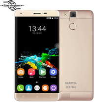 "Brand New Oukitel K6000 PRO Smartphone 6000mAh Battery 5.5"" Octa Core 3GB 32GB 4G FDD LTE Fingerprint 16.0MP 1920*1080P"
