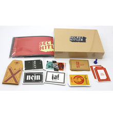 Secret Hitlers Board Game, A Hidden Identity Game For 5-10 Players With English Vision Card Game,Easy To Play With Free Shipping